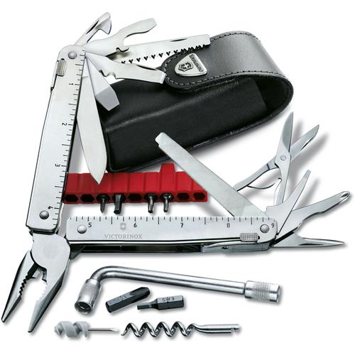 photo: Victorinox Swiss Army SwissTool CS Plus multi-tool