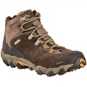photo: Oboz Bridger Mid BDry hiking boot