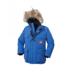 photo: Canada Goose Boys' PBI Expedition Parka down insulated jacket