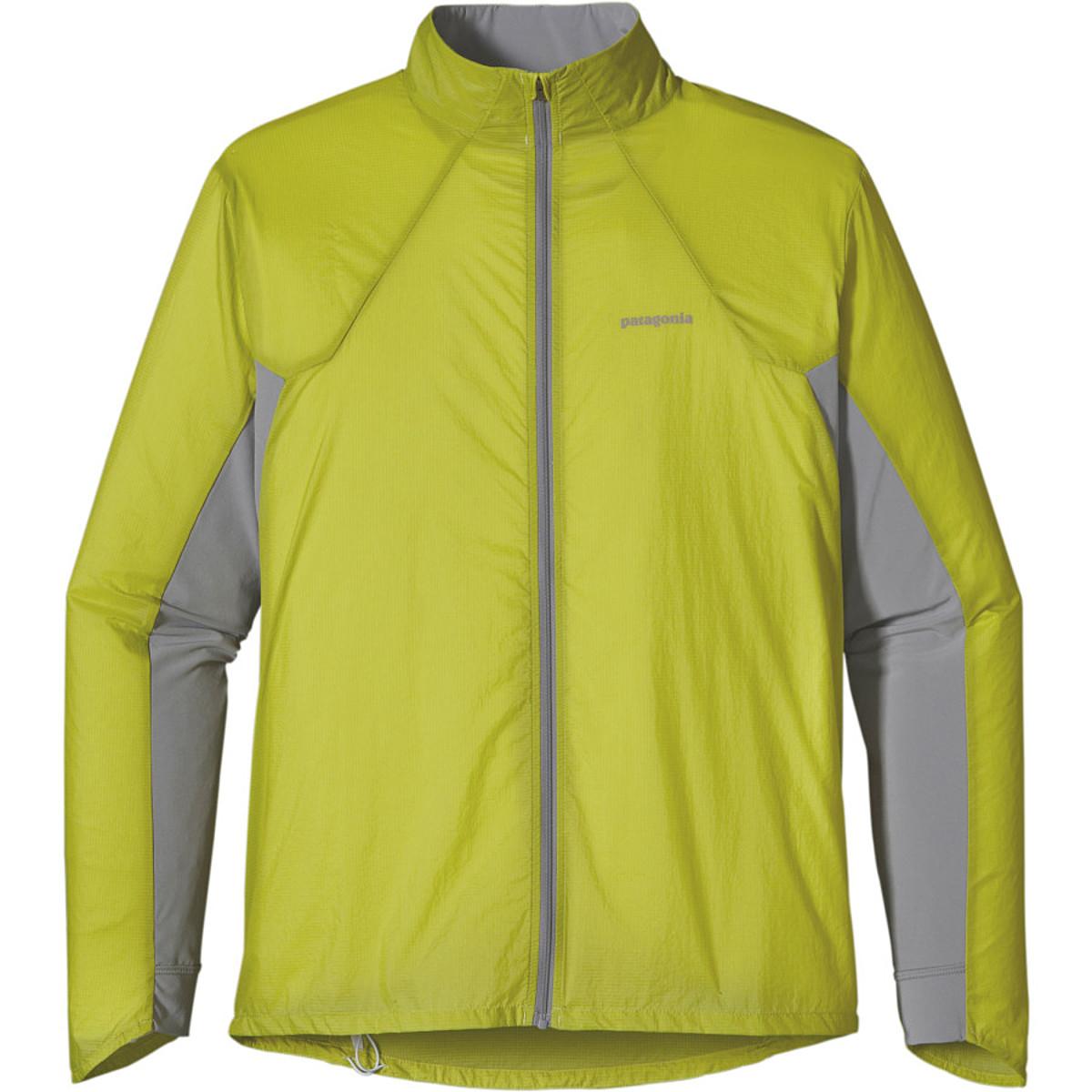 photo: Patagonia Men's Nine Trails Jacket wind shirt