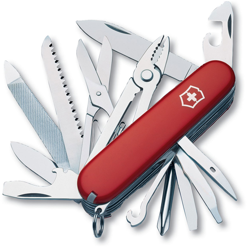 photo: Victorinox Swiss Army Craftsman multi-tool