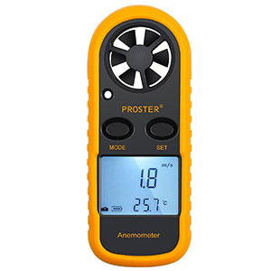 Proster Anemometer