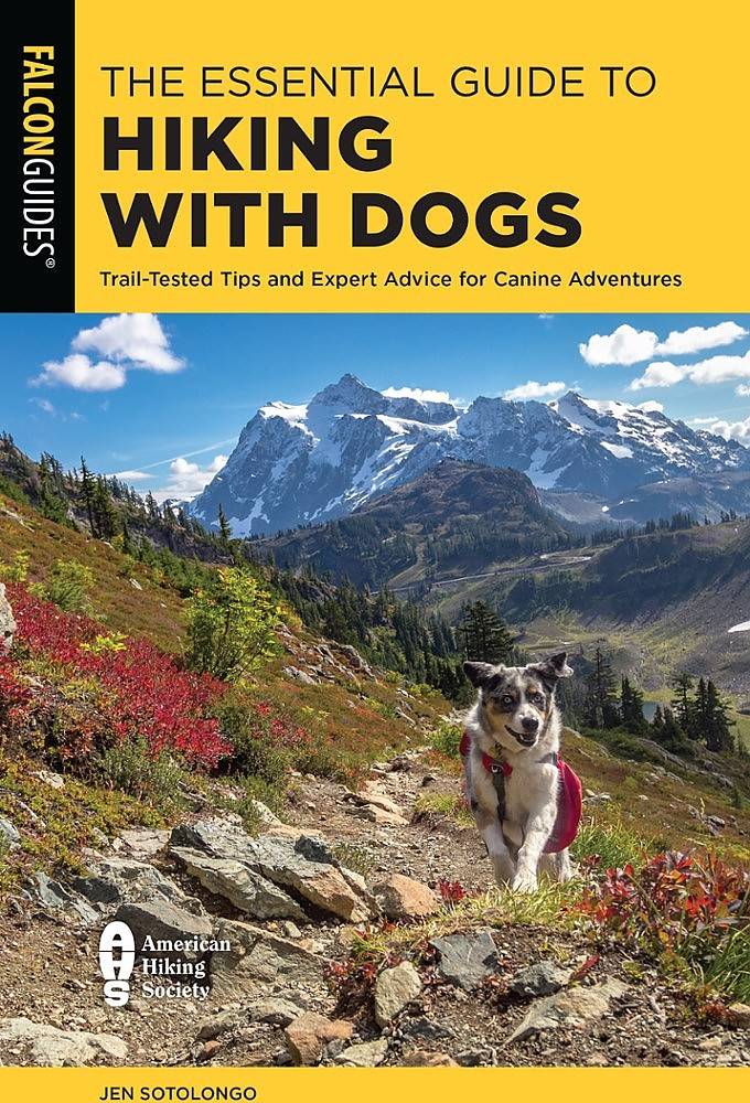 photo: Falcon Guides The Essential Guide to Hiking with Dogs outdoor skills book