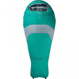 photo: Rab Women's Ignition 3 3-season synthetic sleeping bag
