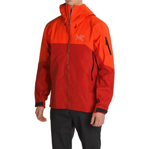 photo: Arc'teryx Rush Jacket waterproof jacket