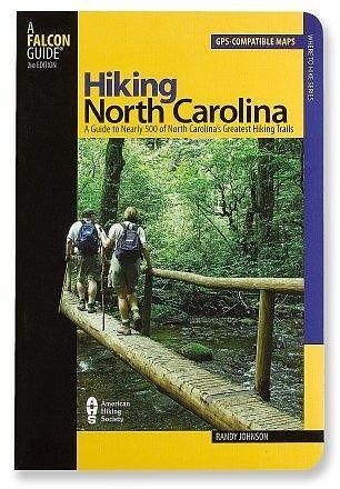 photo: Falcon Guides Hiking North Carolina us south guidebook