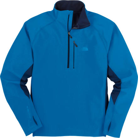 The North Face Pluto Hill Zip Mock
