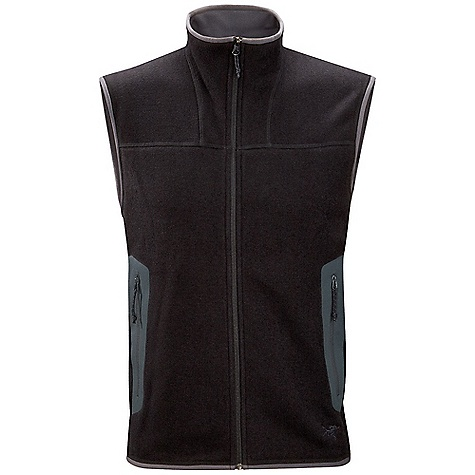 photo: Arc'teryx Covert Vest fleece vest
