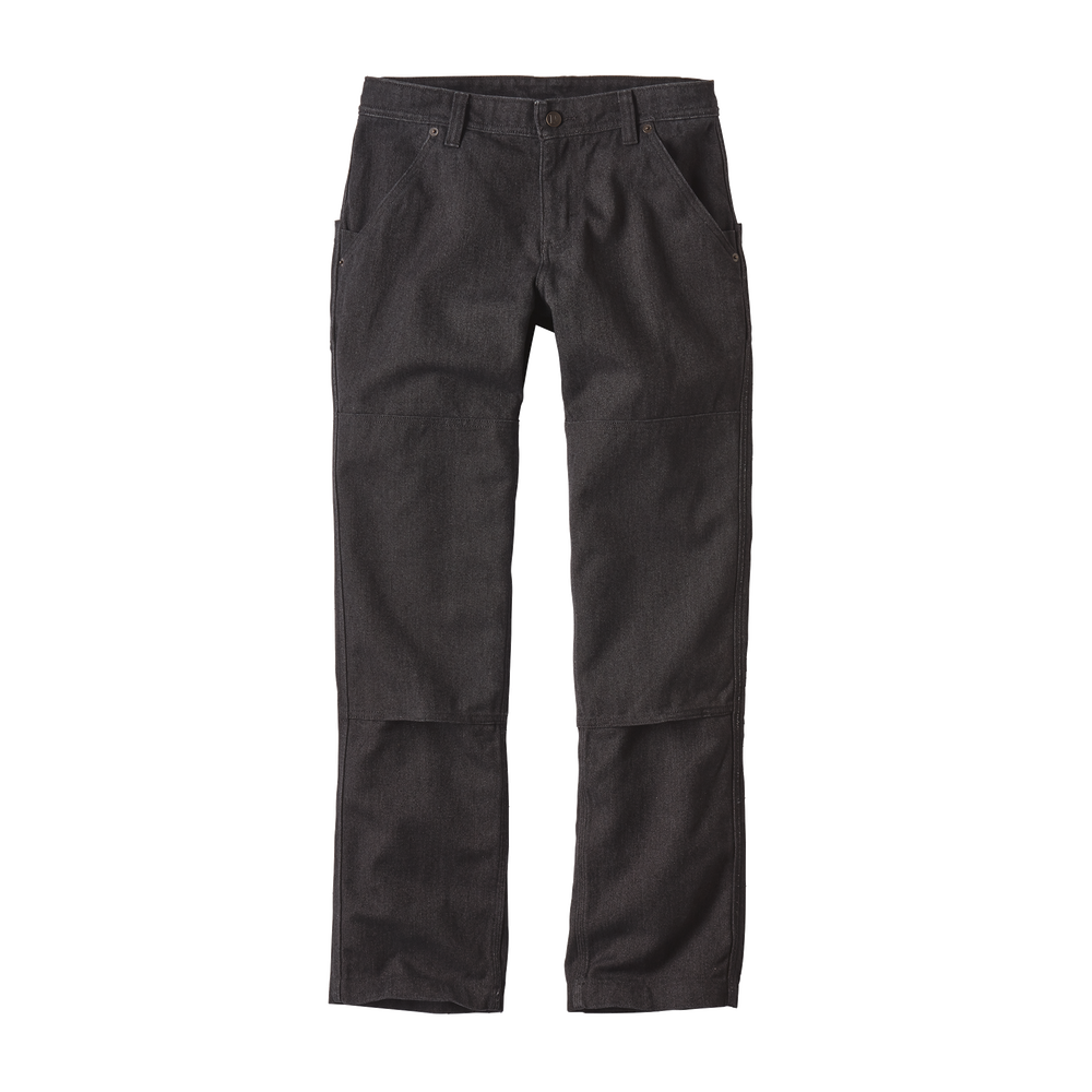 Patagonia Iron Forge Hemp Canvas Double Knee Pants