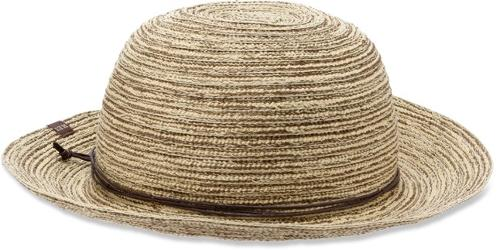 photo: REI Packable Travel Hat sun hat