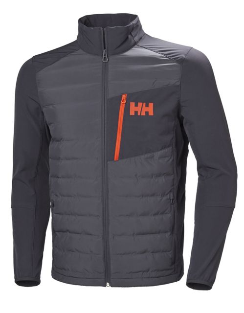 photo: Helly Hansen Insulator Jacket synthetic insulated jacket