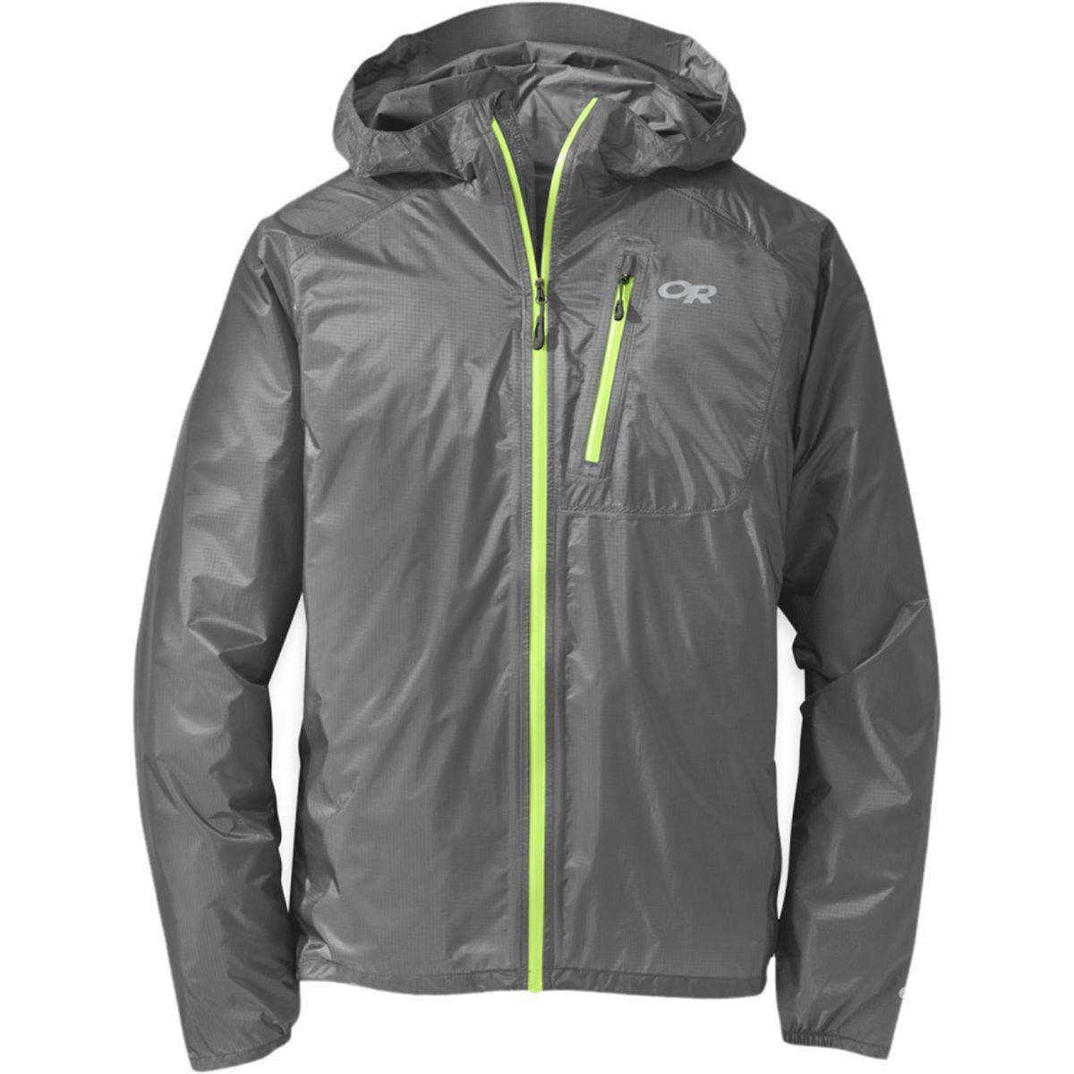 photo: Outdoor Research Helium II Jacket waterproof jacket