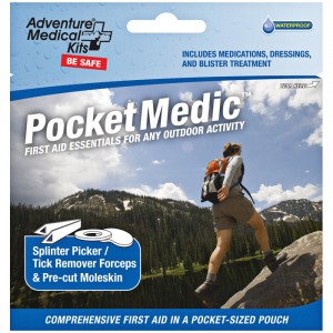 photo: Adventure Medical Kits Pocket Medic first aid kit