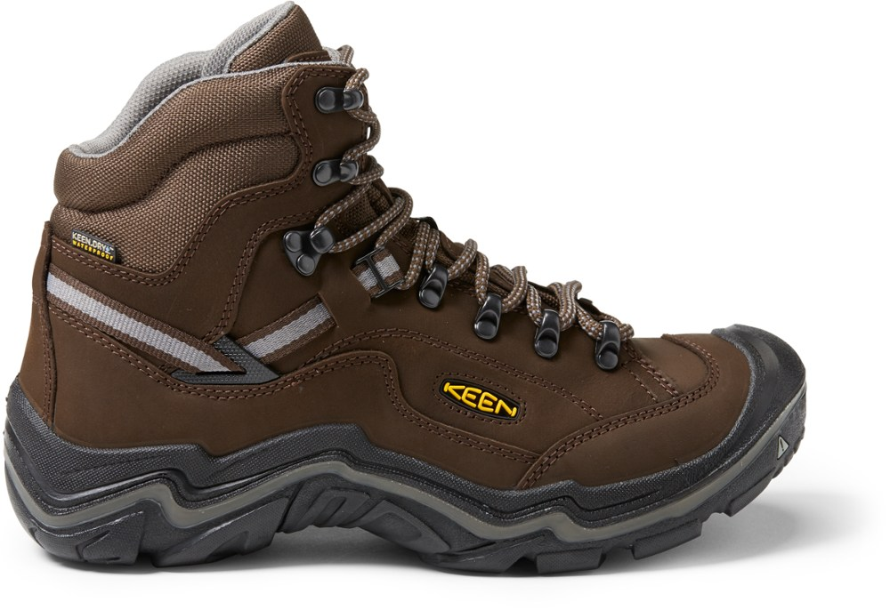 photo: Keen Durand II Mid Waterproof hiking boot