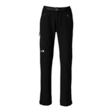 photo: The North Face Women's Cotopaxi Pant soft shell pant