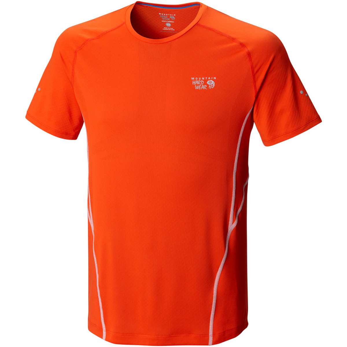 photo: Mountain Hardwear Men's Coolrunner Short Sleeve T short sleeve performance top