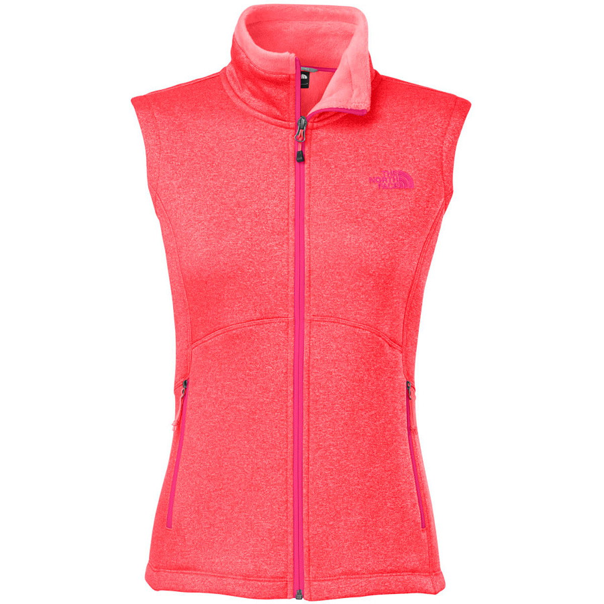 photo: The North Face Agave Vest fleece vest