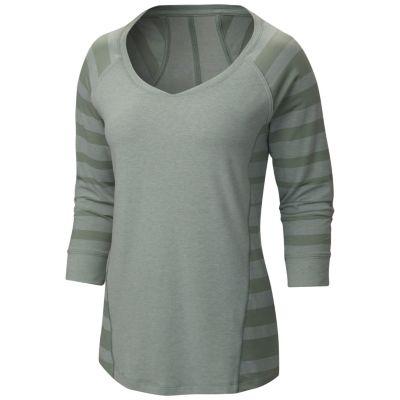 Mountain Hardwear DrySpun Burnout Elbow Sleeve Shirt