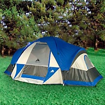 Ozark Trail 16' x 10.5' Family Dome Tent