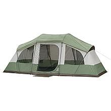 Coleman Weathermaster 3-Room Tent