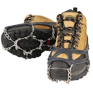 photo: Snowline Chainsen Pro traction device