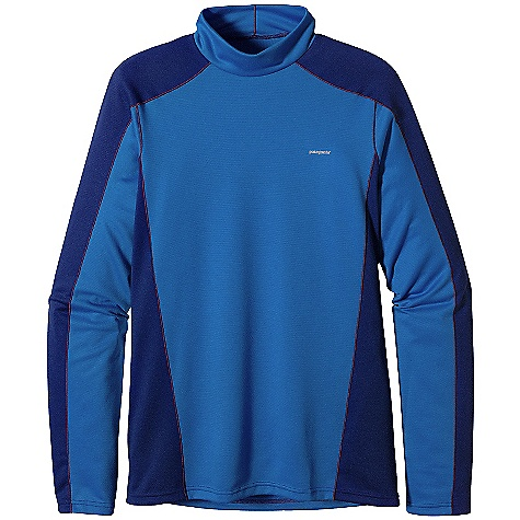 photo: Patagonia Men's Capilene 3 Midweight Mock Neck base layer top