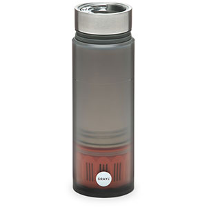 photo: Grayl Quest bottle/inline water filter