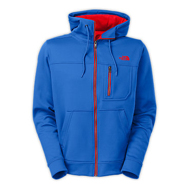photo: The North Face Cowells Hoodie fleece jacket