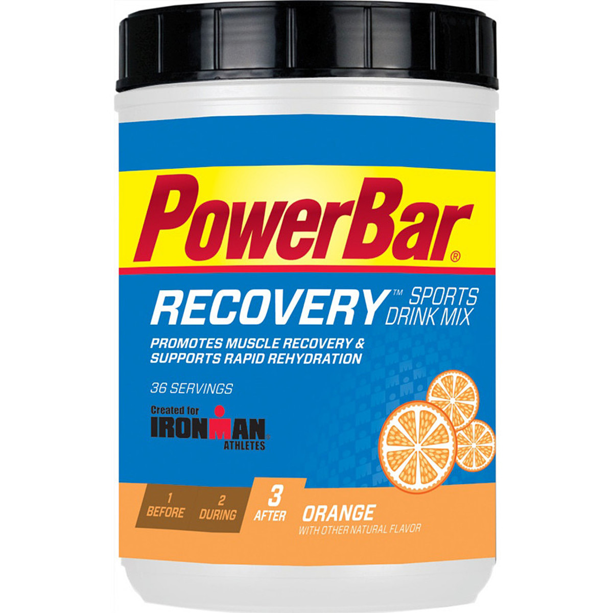 photo: PowerBar Ironman Restore Sports Drink Mix drink