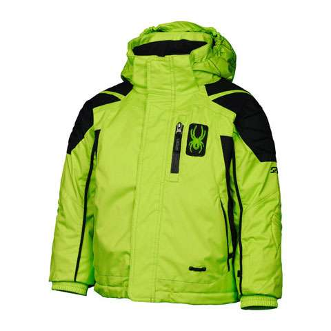photo: Spyder Mini Avenger Jacket snowsport jacket