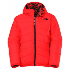 photo: The North Face Boys' Reversible Perrito Jacket synthetic insulated jacket