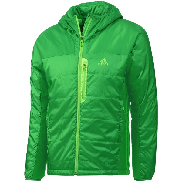 photo: Adidas Terrex Ndosphere Primaloft Hoodie synthetic insulated jacket