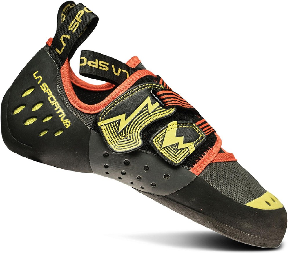 photo: La Sportiva Men's Oxygym climbing shoe