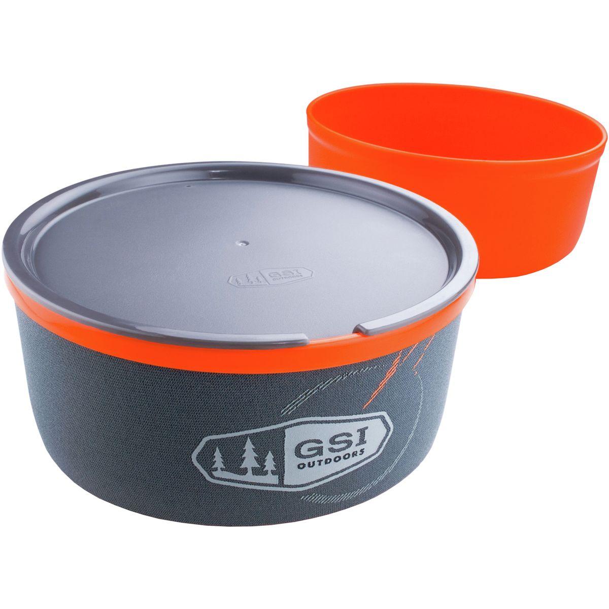 GSI Outdoors Ultralight Nesting Bowl and Mug