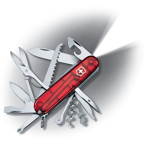 photo: Victorinox Swiss Army Huntsman Lite multi-tool
