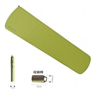 photo: Snow Peak Inflatable Mattress Pad air-filled sleeping pad