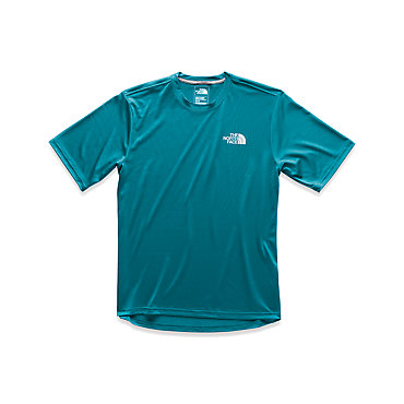 photo: The North Face S/S Reaxion Crew short sleeve performance top