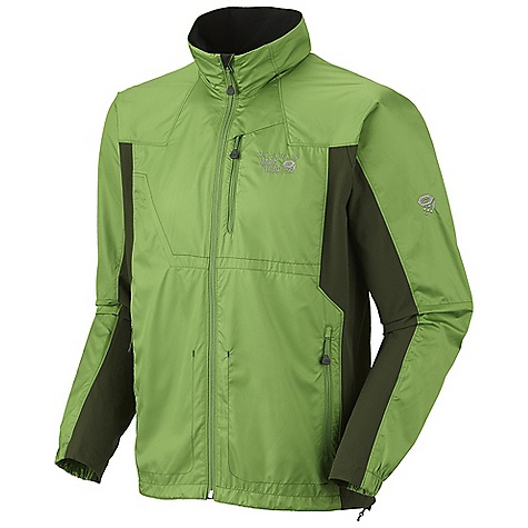 photo: Mountain Hardwear Men's Telesto Jacket wind shirt