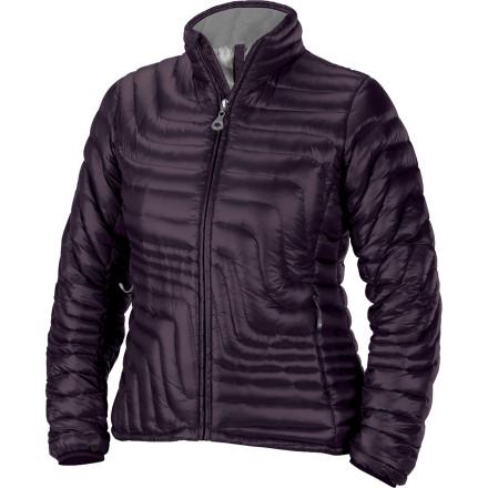 photo: Isis Slipstream Jacket down insulated jacket