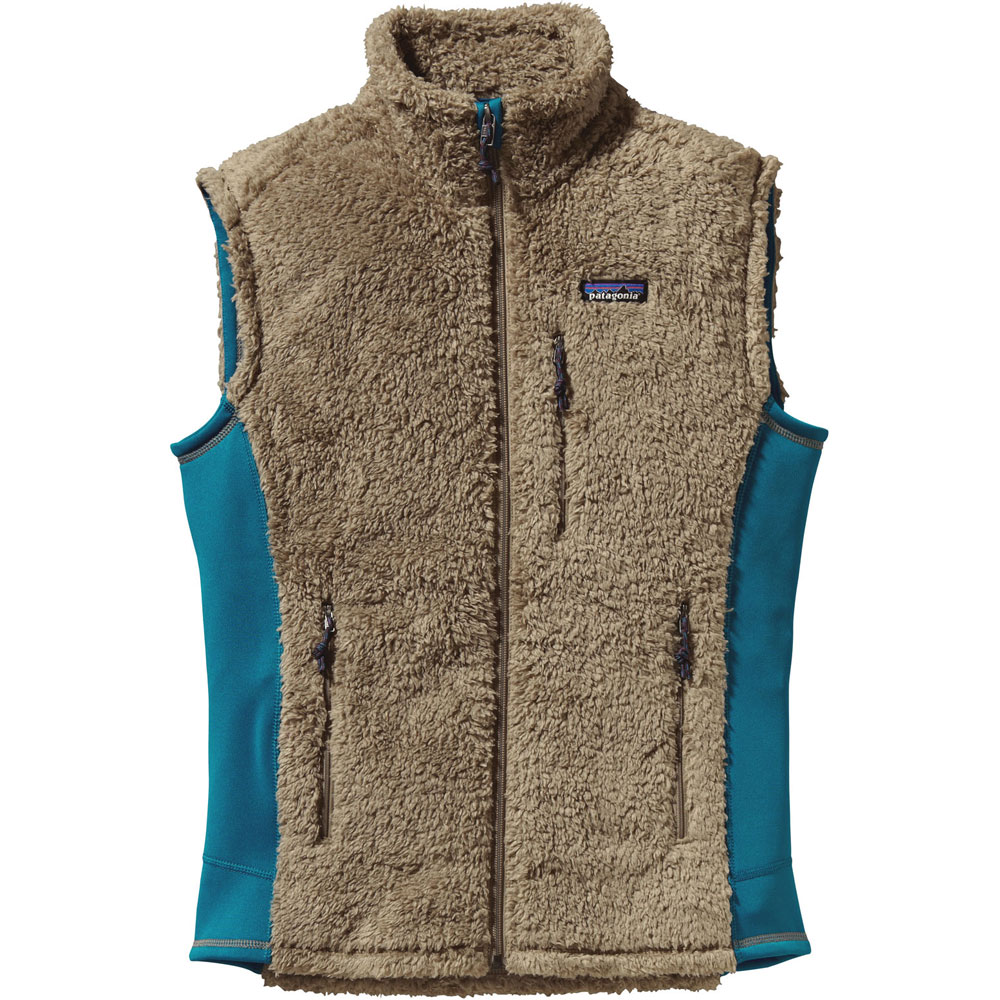 photo: Patagonia Los Gatos Vest fleece vest