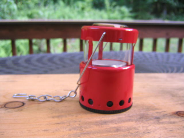 photo: UCO Micro Candle Lantern fuel-burning lantern