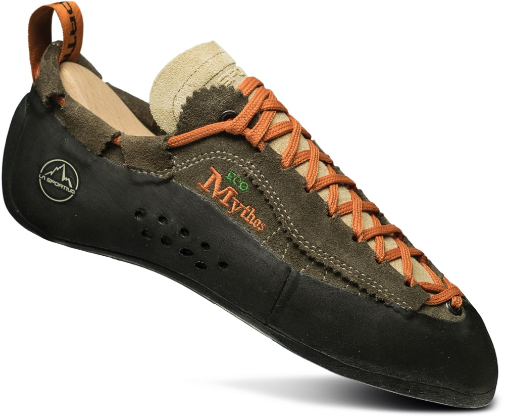 photo: La Sportiva Mythos Eco climbing shoe