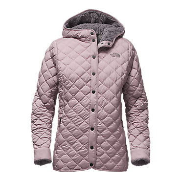 photo: The North Face Thermoball Fur Hoodie synthetic insulated jacket