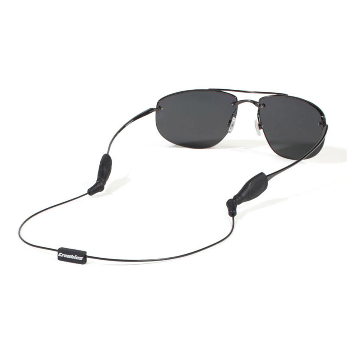 photo: Croakies ARC System sunglass retainer