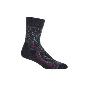 photo: Icebreaker Women's Hike+ Lite Crew Sock hiking/backpacking sock