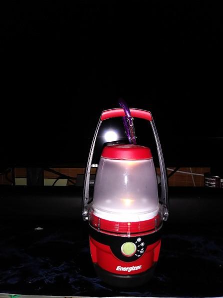 Energizer Weatheready 360 Degree Area Light