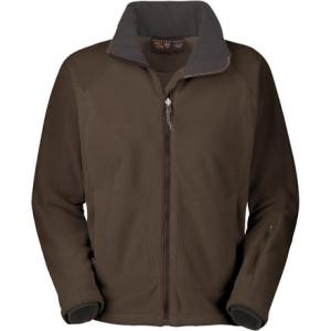 photo: Mountain Hardwear Men's P5 Jacket fleece jacket