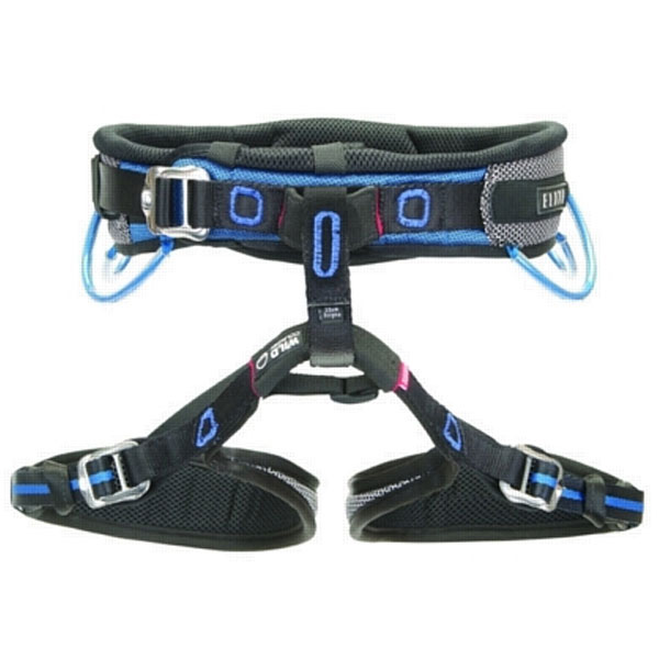 photo: Wild Country Men's Elite Adjustable sit harness