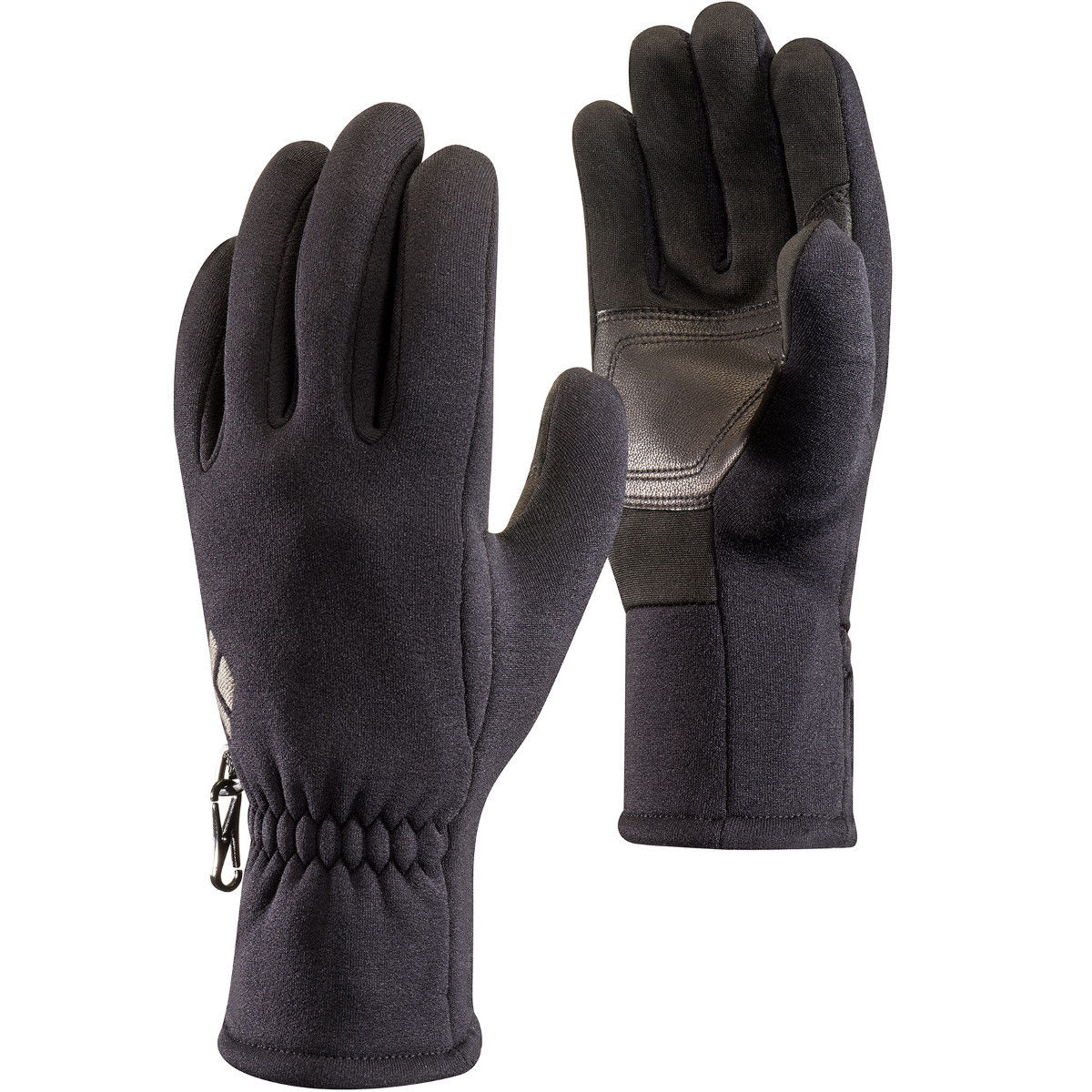 photo: Black Diamond HeavyWeight ScreenTap Fleece Gloves fleece glove/mitten