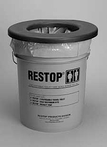 Restop RS510 Commode